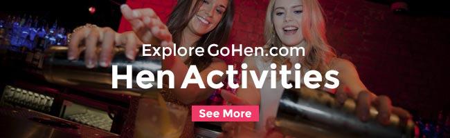 Hen Activities