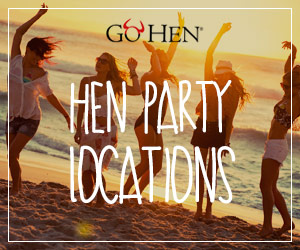 Hen party locations