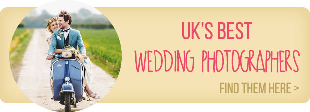 UK's Best Wedding Photographers 2017