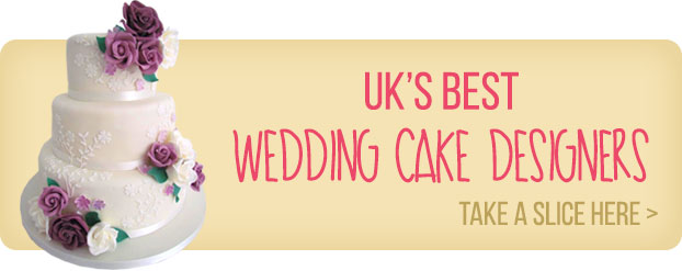 UK wedding cake makers