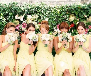 wedding bridemaids
