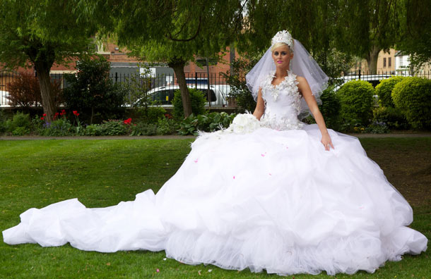 Extreme Bridesmaid Dresses