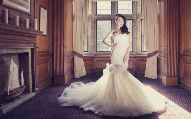 Unique Wedding Dresses Scotland: UK's Top Wedding Dress Designers
