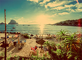 Ibiza booze cruise