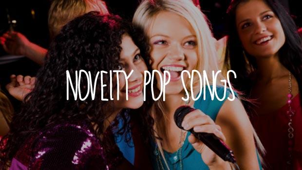 Novelty Pop Songs