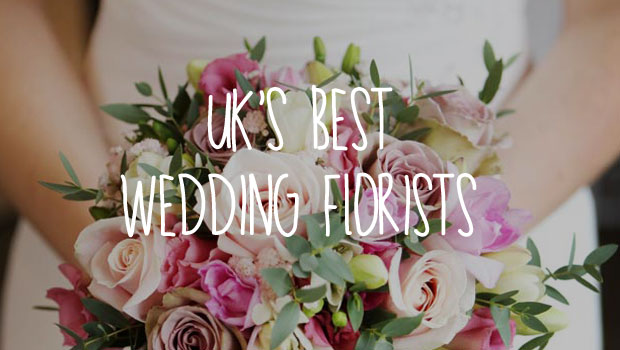 UK's best wedding florists