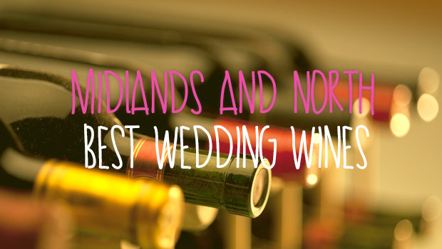 Midlands top wedding wines