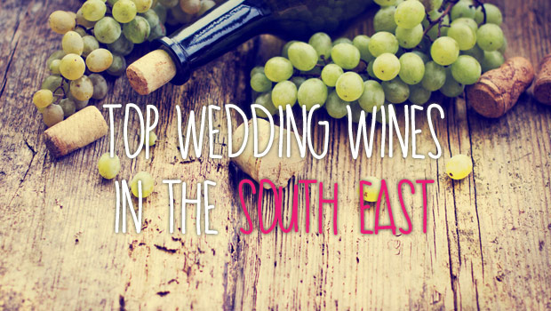 South East top wedding wines