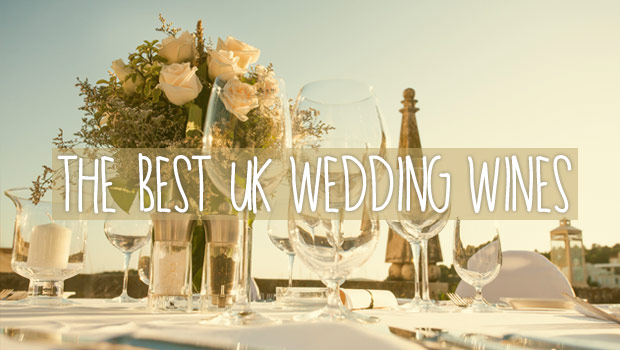 uk wedding wines