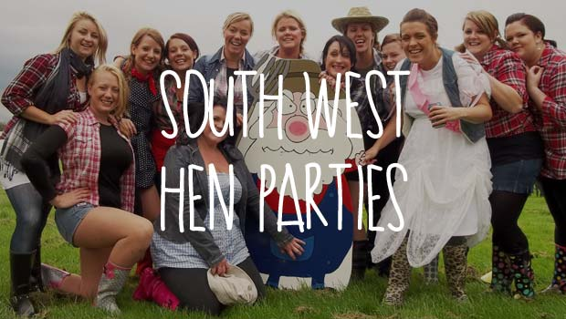 south west hen parties
