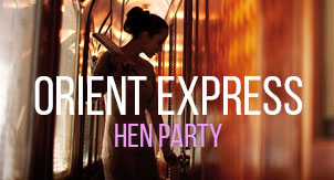 hen weekends on the orient express