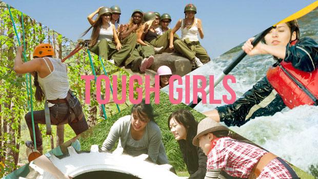 Tough girls