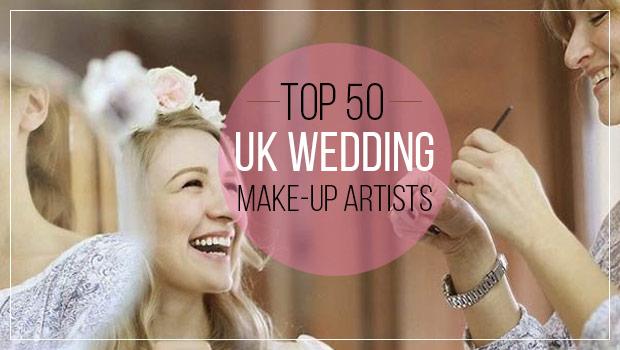 Uk S Top 50 Wedding Make Up Artists Gohen