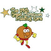great christmas pudding race