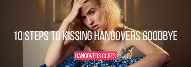 kiss hangovers goodbye