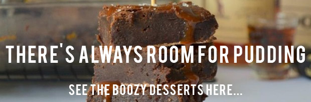 boozy puddings