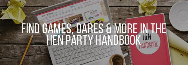 hen party handbook