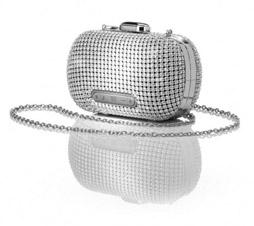 speaker clutch bag