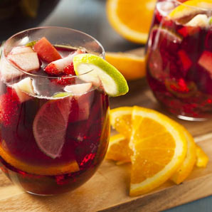 apple berry punch
