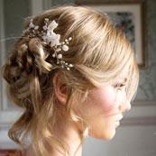 bridal hair by helena sinclair