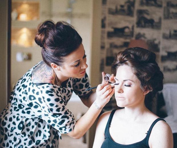 lisa jones hair and makeup