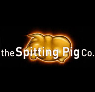 the spitting pig