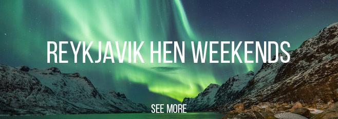 reykjavik hen weekends