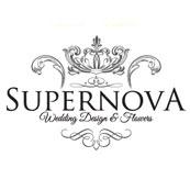 supernova wedding design and flowers