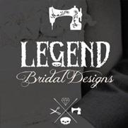 legend bridal designs
