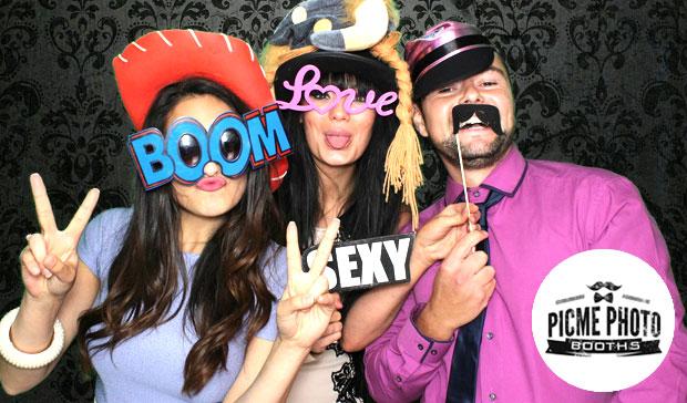 picme photo booth hire