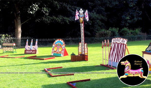 traditional fairground co