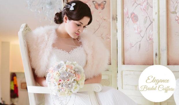 elegance bridal coiffure