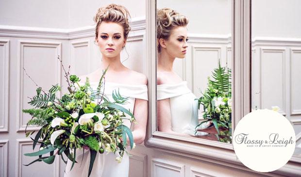 flossy and leigh bridal hair
