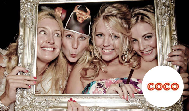 coco photo booth