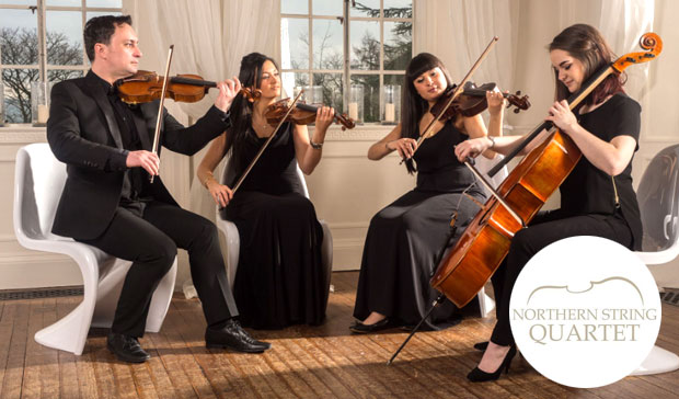 Northern Lights String Quartet : 50 Best UK Wedding Entertainers of 2017 - Page 3