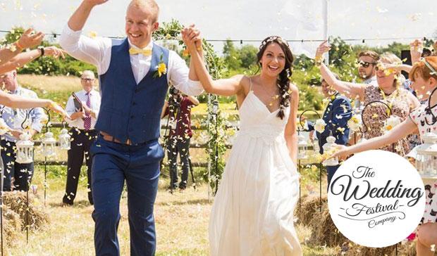 the wedding festival company