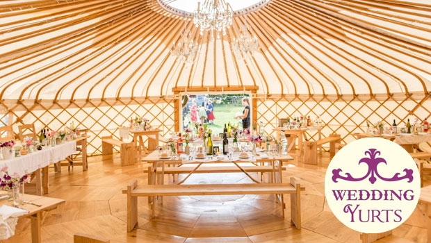 wedding yurts