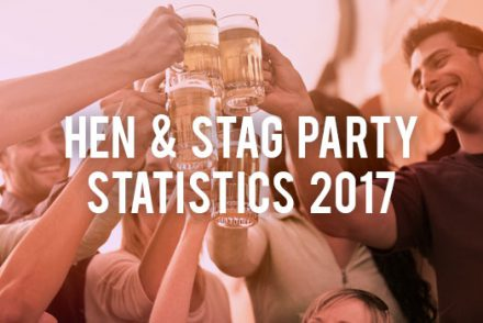 stag and hen statistics 2017