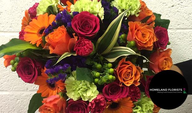 homeland florists