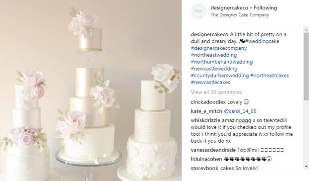 the designer cake co