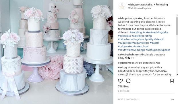 wish upon a cupcake