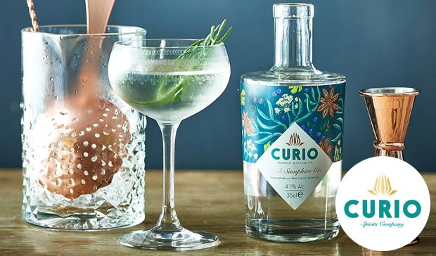 curio spirits company