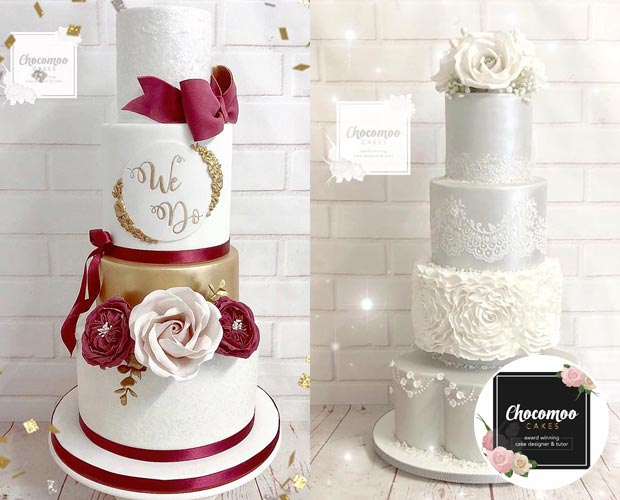 chocomoo cakes