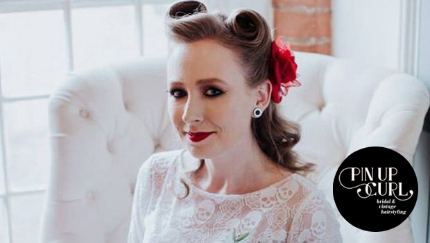 pin up curl