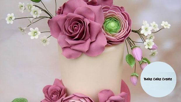 bake cake create