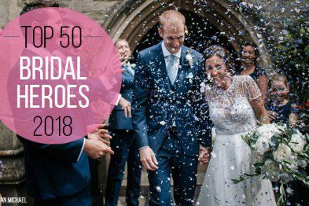 bridal heroes 2018
