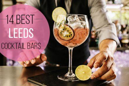 14 Best Cocktail Bars in Leeds