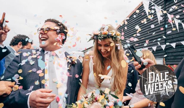 Dale Weeks Alternative Wedding Photographer