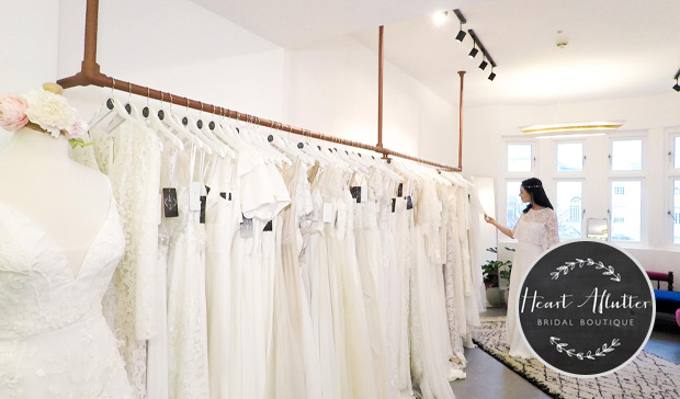Heart Aflutter Bridal Boutique