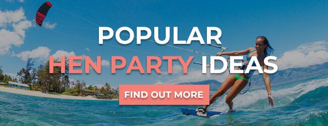 popular hen party ideas